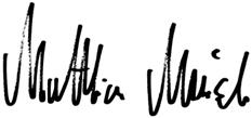 Unterschrift Matthias Miersch