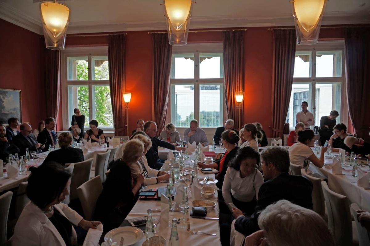 PL-Mittagstisch mit Bundesumweltministerin Svenja Schulze