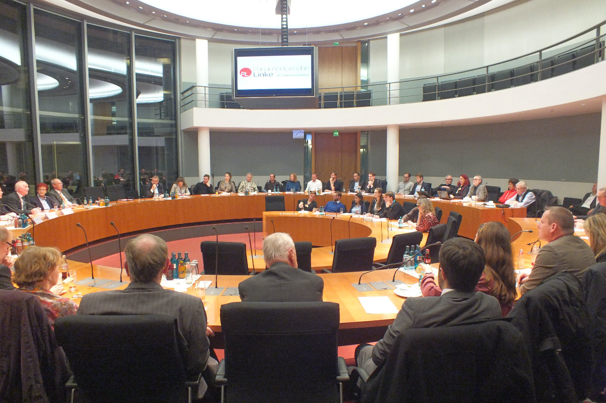 PL-Diskussionsabend zu Europa